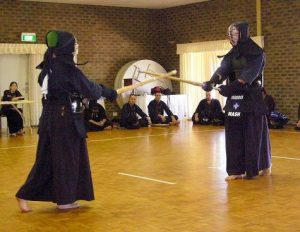 """W. Nash at 2008 WA Kendo Championships"